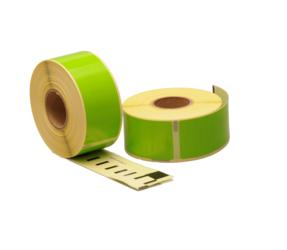 Afbeelding van Seiko SLP-1GLB kompatible Etiketten, 89mm x 28mm, 260 Etiketten